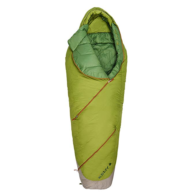 An image of Kelty Sine 35413017LL 20 Degree Nylon Taffeta Sleeping Bag