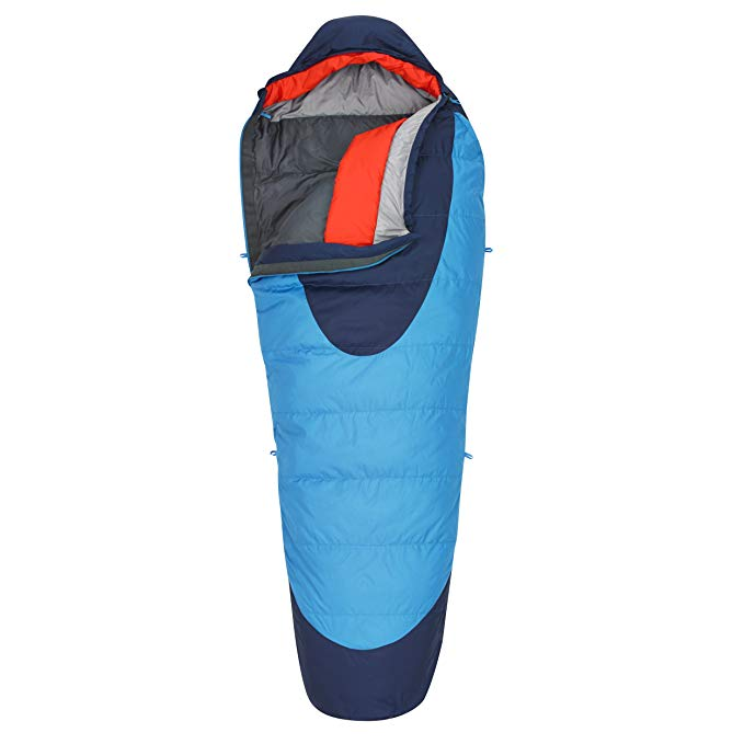 An image of Kelty Cosmic 20 Polyester Taffeta Sleeping Bag