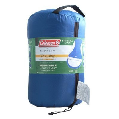 An image related to Coleman Men's Sleeping Bag