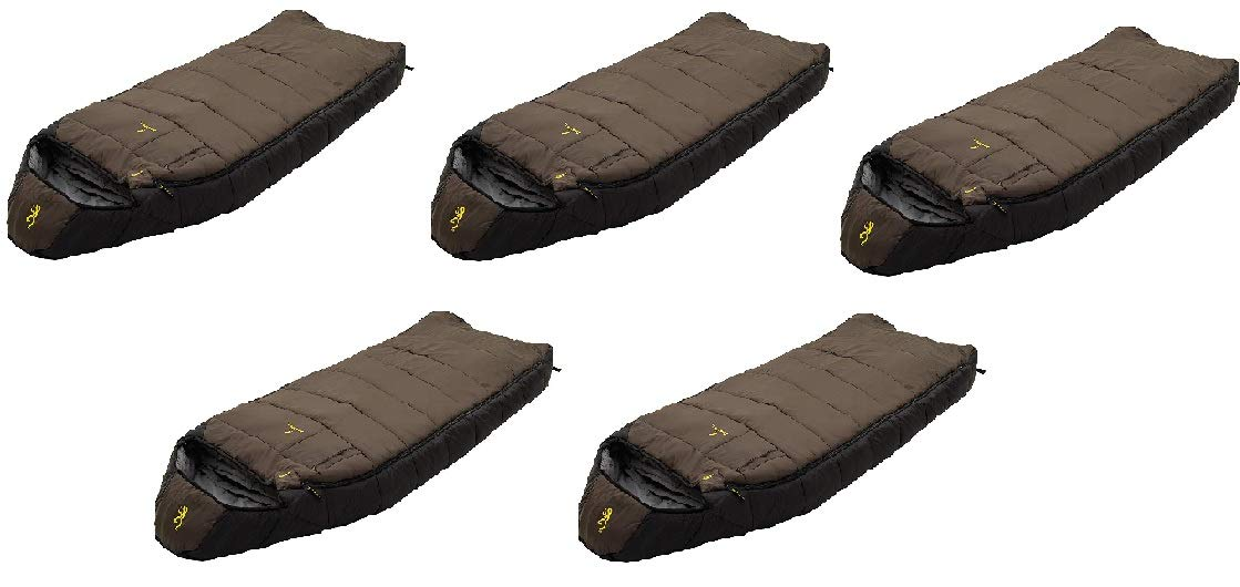 An image related to Browning McKinley Sub Zero Degree Polyester Sleeping Bag