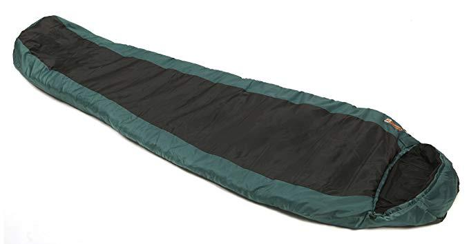 An image of Snugpak Travelpak 3 92570 Men's Sleeping Bag | Expert Camper