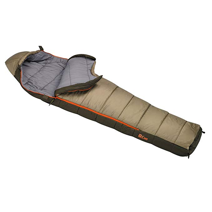 An image of Slumberjack Ronin 0 Men's 0 Degree Polyester Sleeping Bag