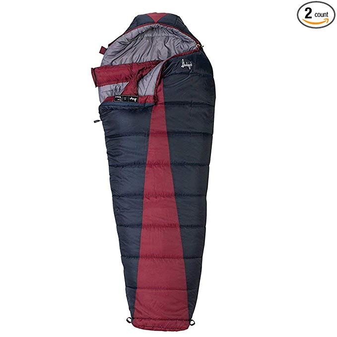 An image related to Slumberjack Latitude Zero 0 Degree Sleeping Bag