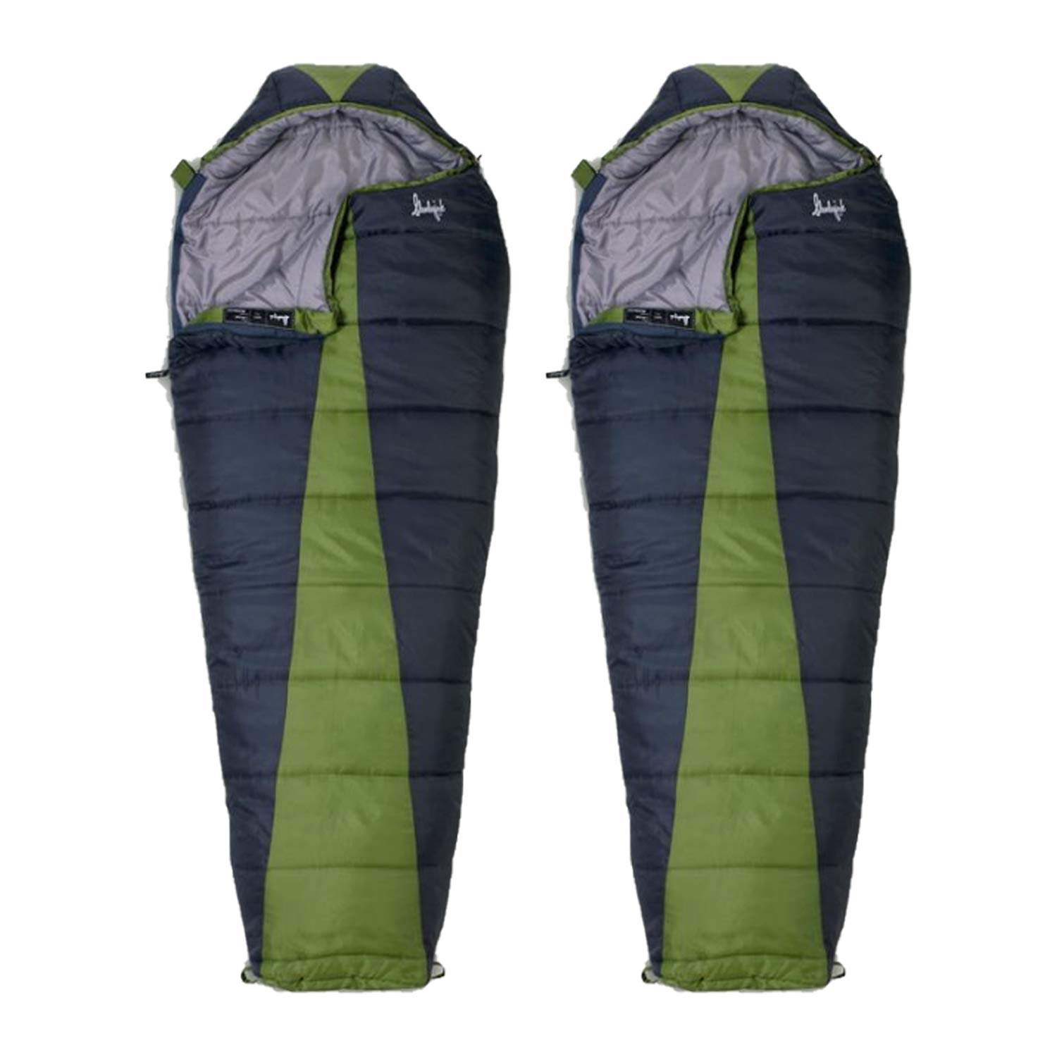 An image related to Slumberjack Latitude 20° 20 Degree Sleeping Bag