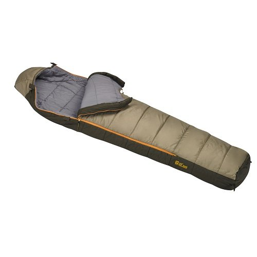 An image of Slumberjack Ronin 51722415DZ 20 Degree Polyester Sleeping Bag