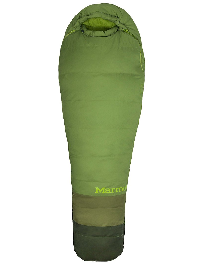 An image of Marmot Trestles 30 TL Men's Sleeping Bag | Expert Camper