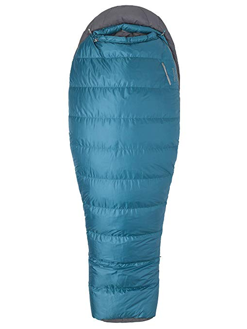 An image of Marmot Lozen 30 900930-4931 Women's Sleeping Bag | Expert Camper