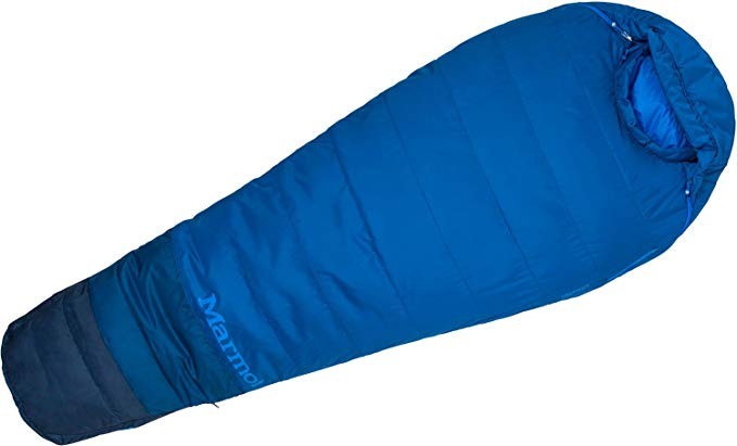 An image of Marmot Trestles 15 TL 39690-3600-L Sleeping Bag
