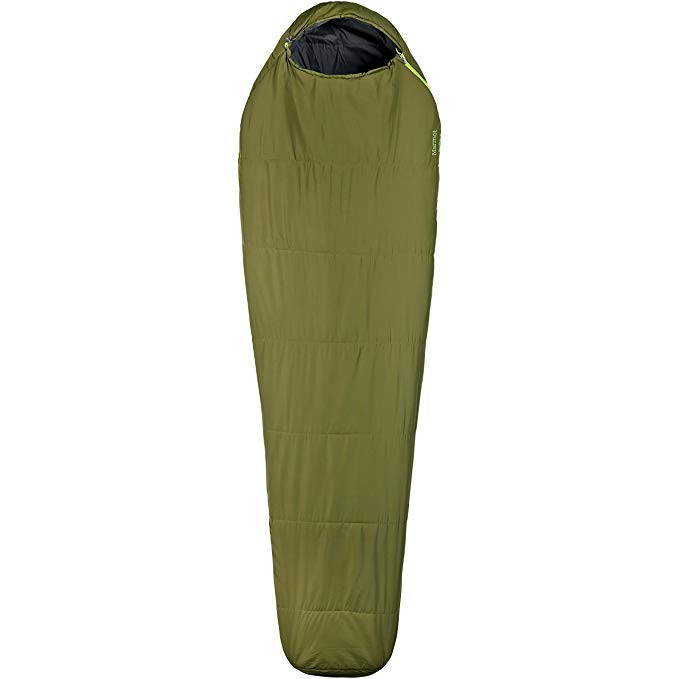 An image of Marmot NanoWave 35 22840-4190-L 30 Degree Polyester Sleeping Bag