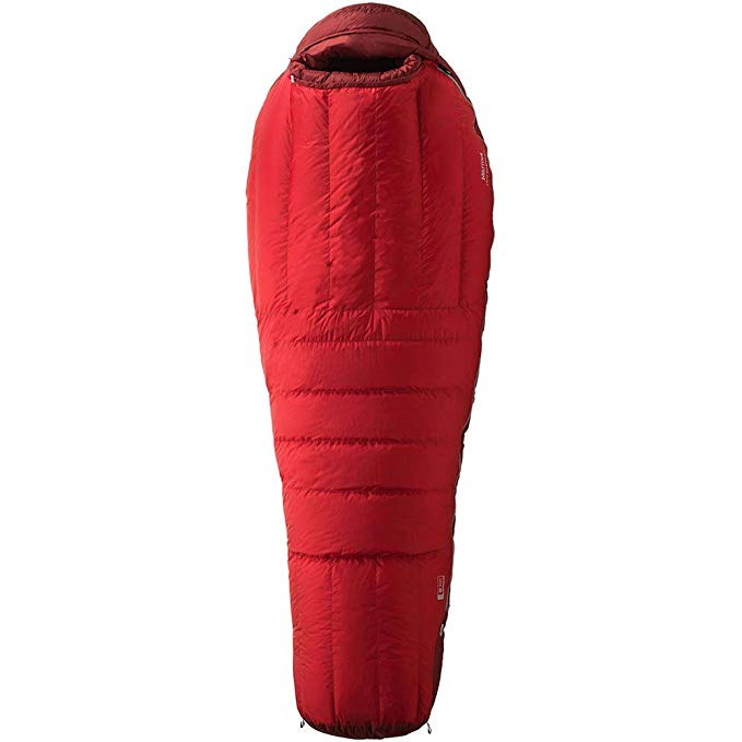 An image of Marmot CWM MemBrain Sub Zero Degree Down Sleeping Bag