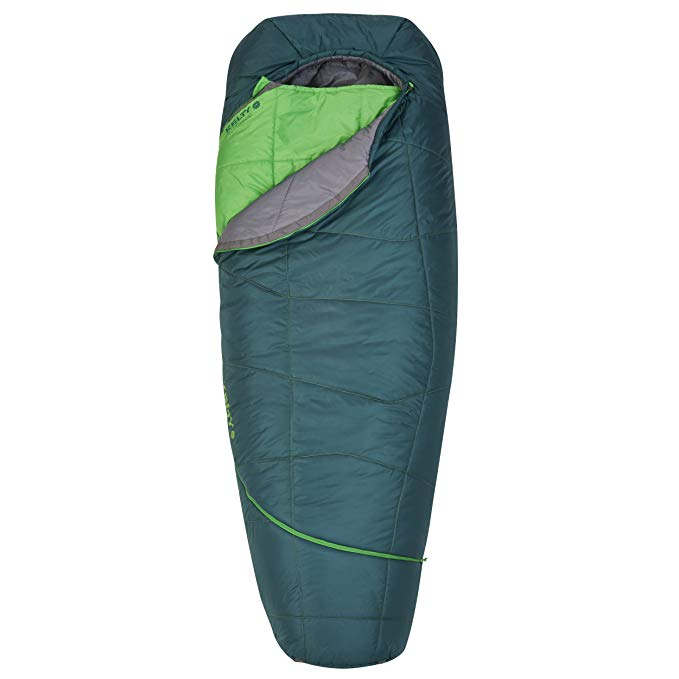 An image of Kelty TRU Comfort 35420916LR 20 Degree Polyester Taffeta Sleeping Bag