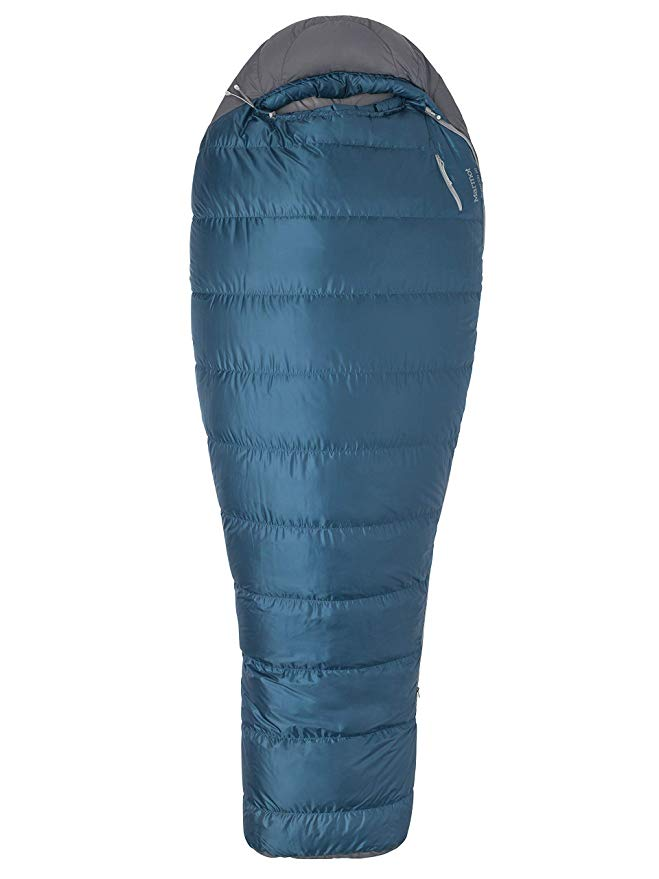 An image related to Marmot Ironwood 20 900928-3873 Men's 20 Degree Sleeping Bag