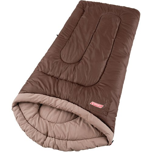 An image related to Coleman Montauk 2000008225 Men's Polyester Sleeping Bag