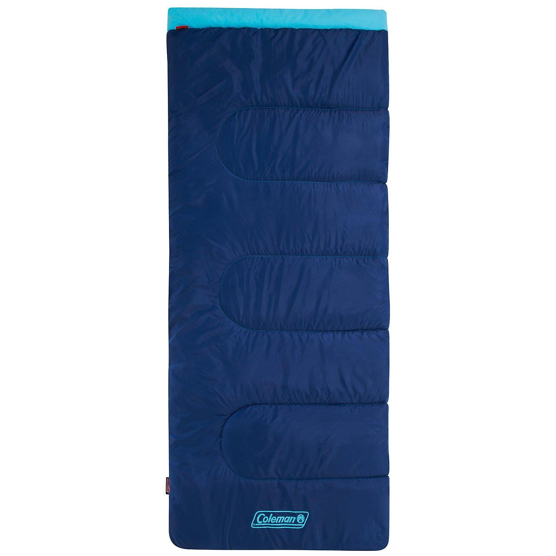 An image of Coleman Heaton Peak 2000020996 Cotton Flannel Sleeping Bag | Expert Camper