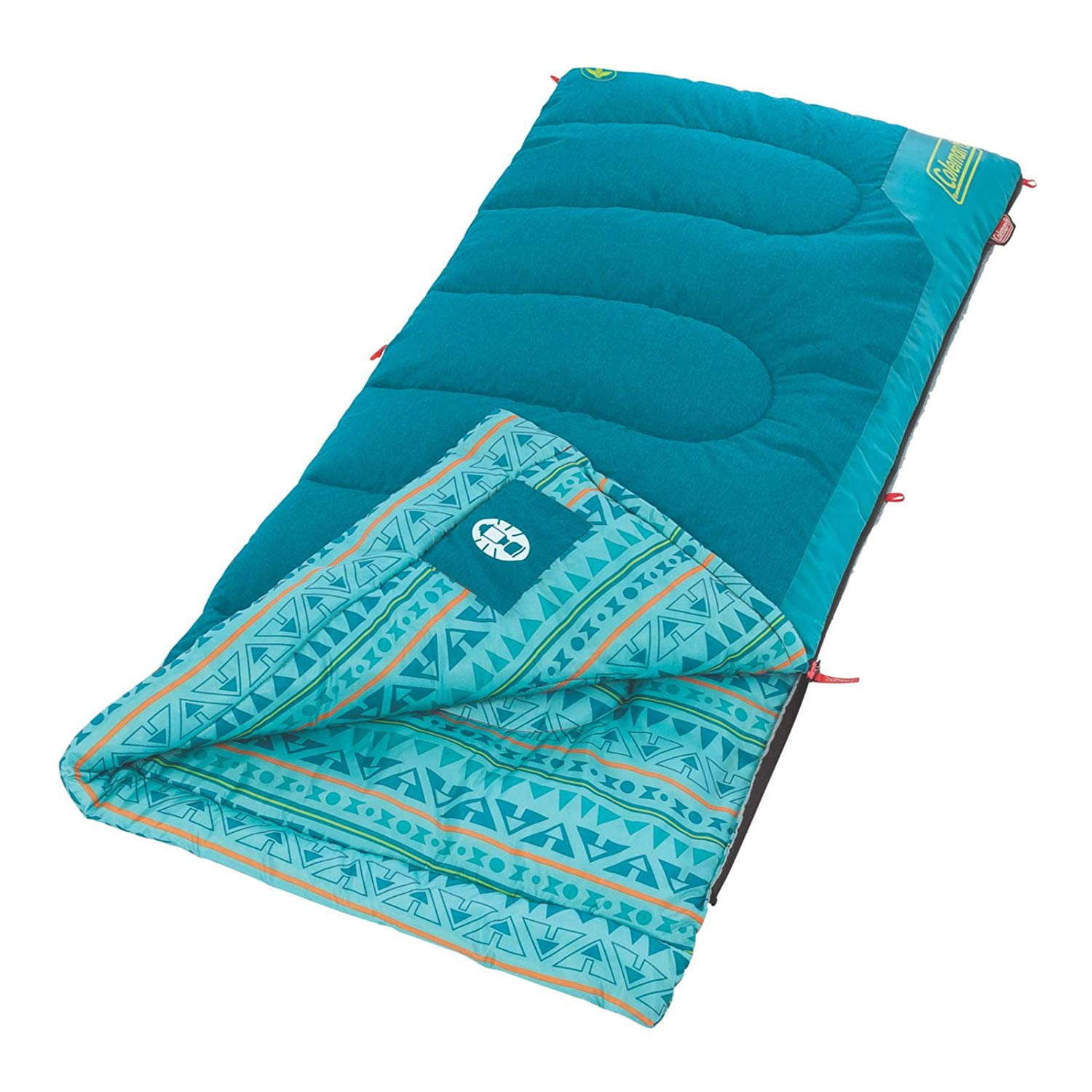 An image of Coleman 2000025288 Kids 40 Degree Sleeping Bag