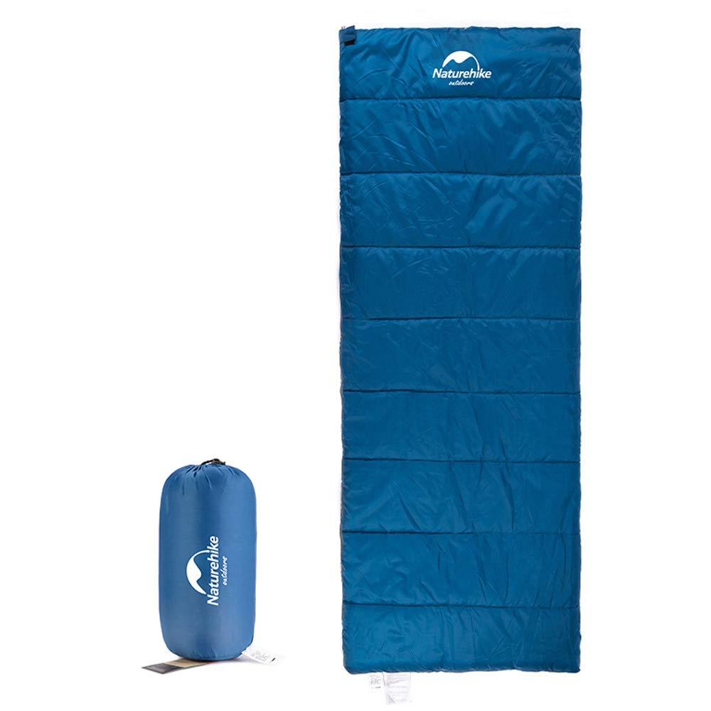 An image of Naturehike Ultralight NH15A150-D Men's Polyester Pongee Sleeping Bag | Expert Camper