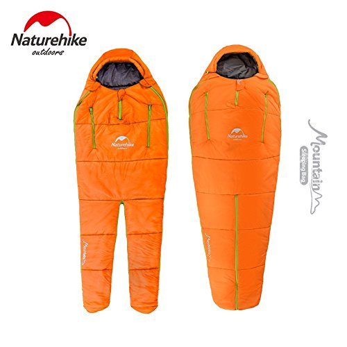An image of Naturehike Nevada Humanoid NH16R200-X Men's Cotton Sleeping Bag