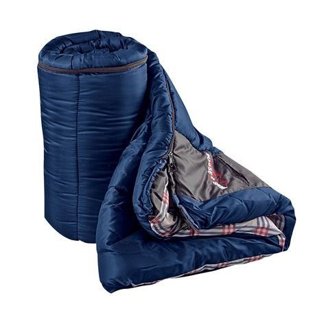 An image related to Suisse Sport Men's Poly-Flannel Sleeping Bag