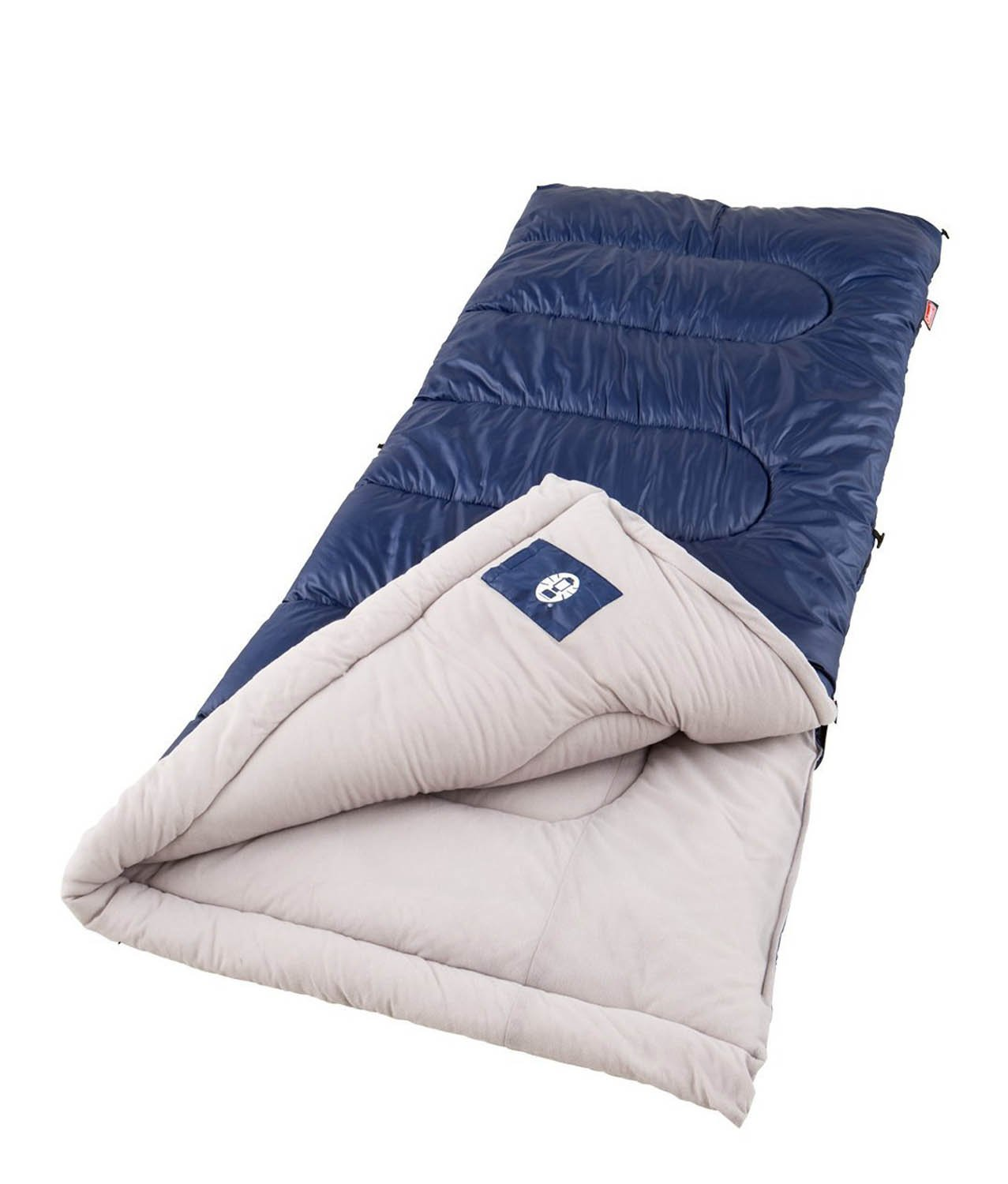 An image of Coleman Brazos Men's 30 Degree Polyester Sleeping Bag