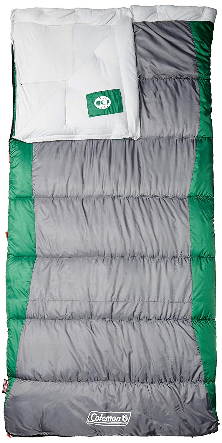 An image of Coleman Autumn Glen 2000018118-Parent Men's 30 Degree Polyester Sleeping Bag