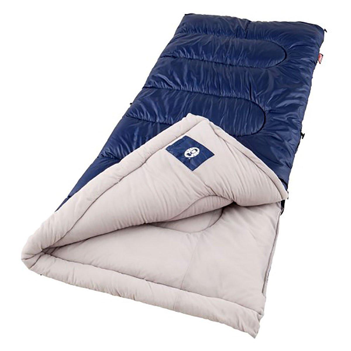 An image related to Coleman Sunridge Polyester Sleeping Bag