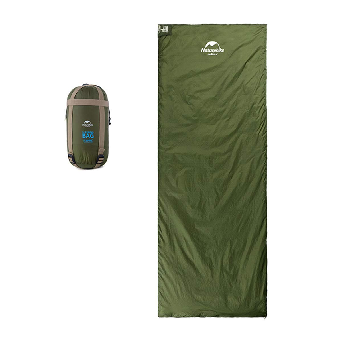 An image of Naturehike Men's Polyester Sleeping Bag