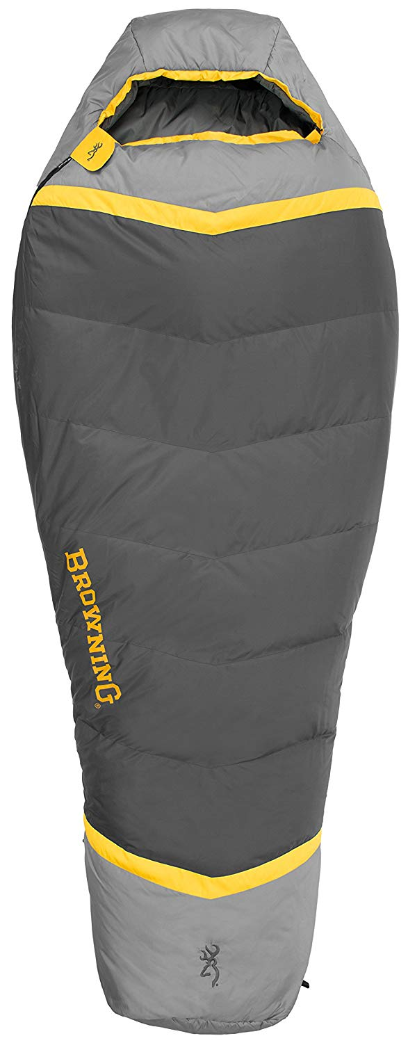 An image of Browning Vortex 4803036 Men's 30 Degree Polyester Sleeping Bag