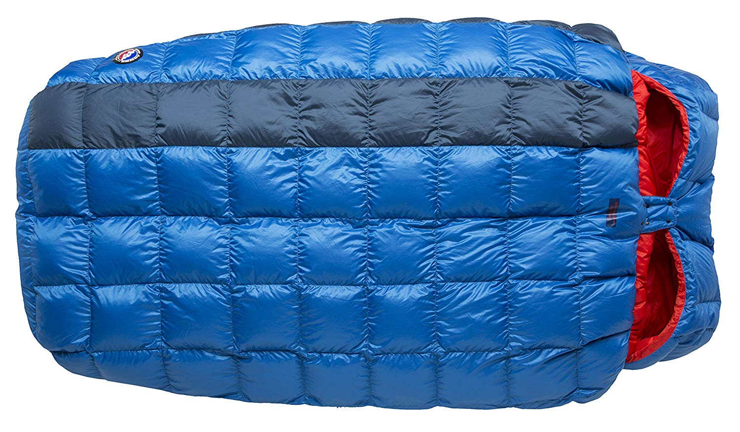 An image related to Big Agnes Sentinel 30 Men's Polyester Taffeta Sleeping Bag