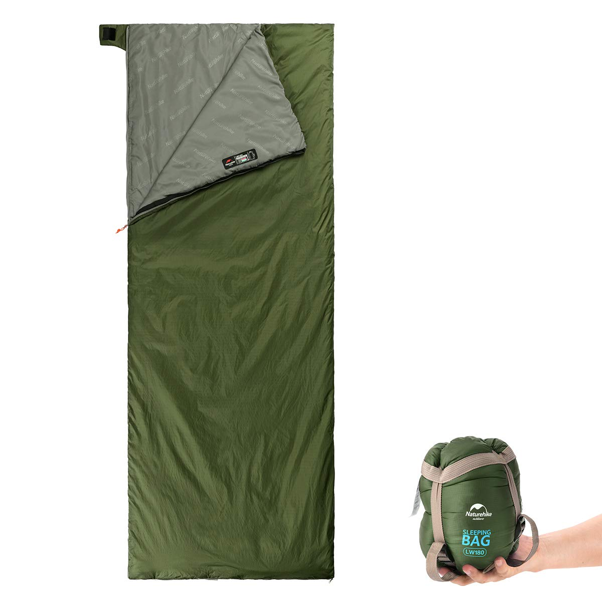 An image of Naturehike Ultralight 50 Degree Cotton Sleeping Bag