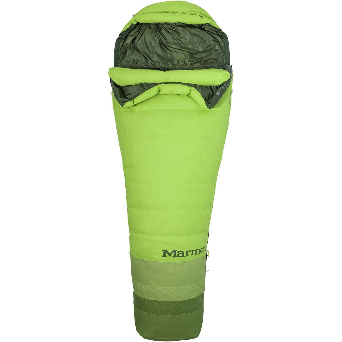 An image of Marmot Never Winter TL 39220-4794-L Sleeping Bag