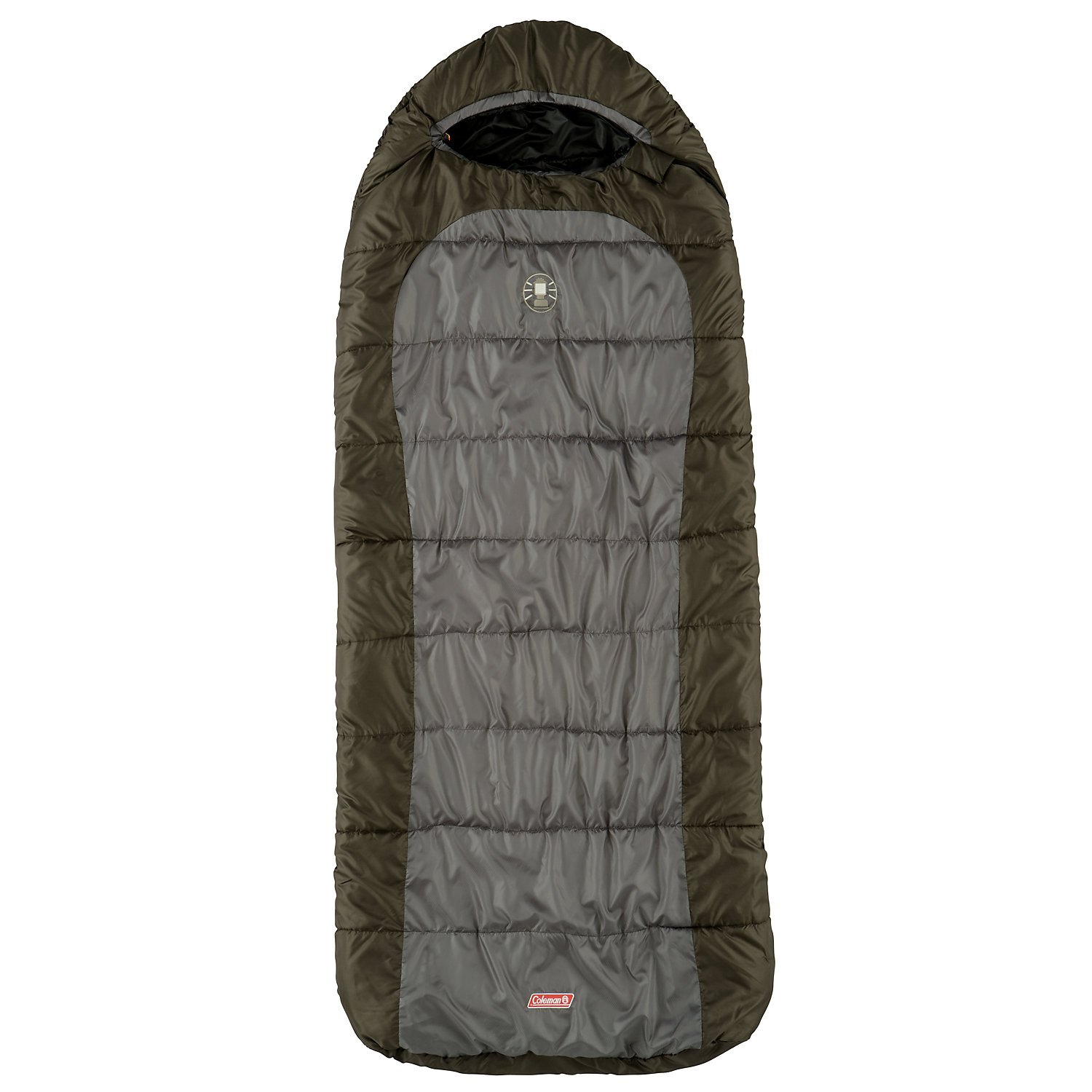 An image related to Coleman Big Basin 2000012422 Men's 40 Degree Polyester Sleeping Bag