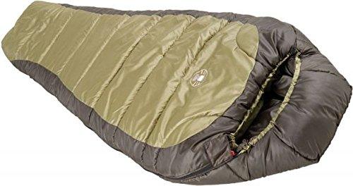 An image related to Coleman North Rim Men's Single Mummy Sleeping Bag