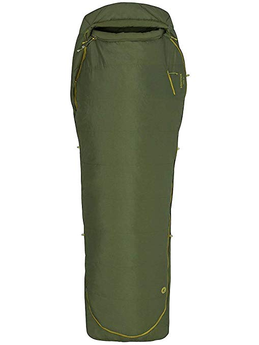 An image of Marmot Kona 30 Men's Sleeping Bag | Expert Camper