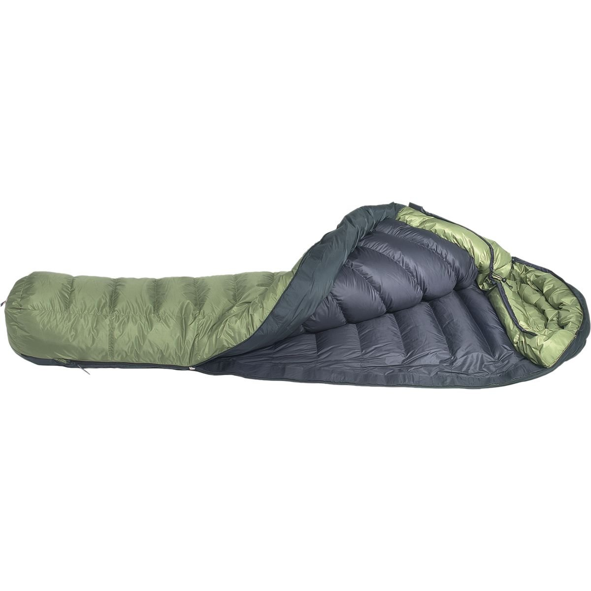 An image of Western Mountaineering Lynx Gore Windstopper Sub Zero Degree Down Sleeping Bag