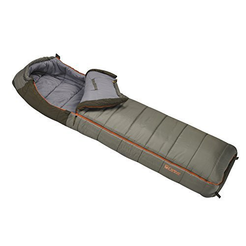 An image related to Slumberjack Borderland 0 Degree Sleeping Bag
