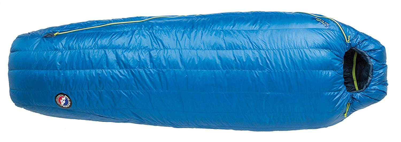 An image of Big Agnes Mystic UL 15 Nylon Taffeta Sleeping Bag