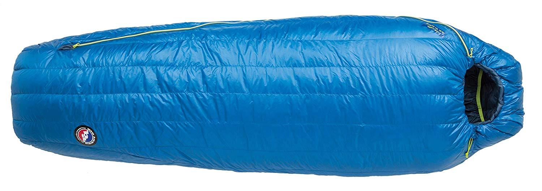 An image of Big Agnes Mystic UL 15 Nylon Taffeta Sleeping Bag | Expert Camper