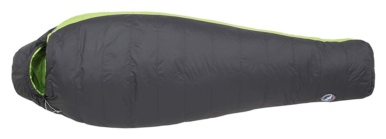 An image of Big Agnes Boot Jack 25 30 Degree Nylon Taffeta Sleeping Bag