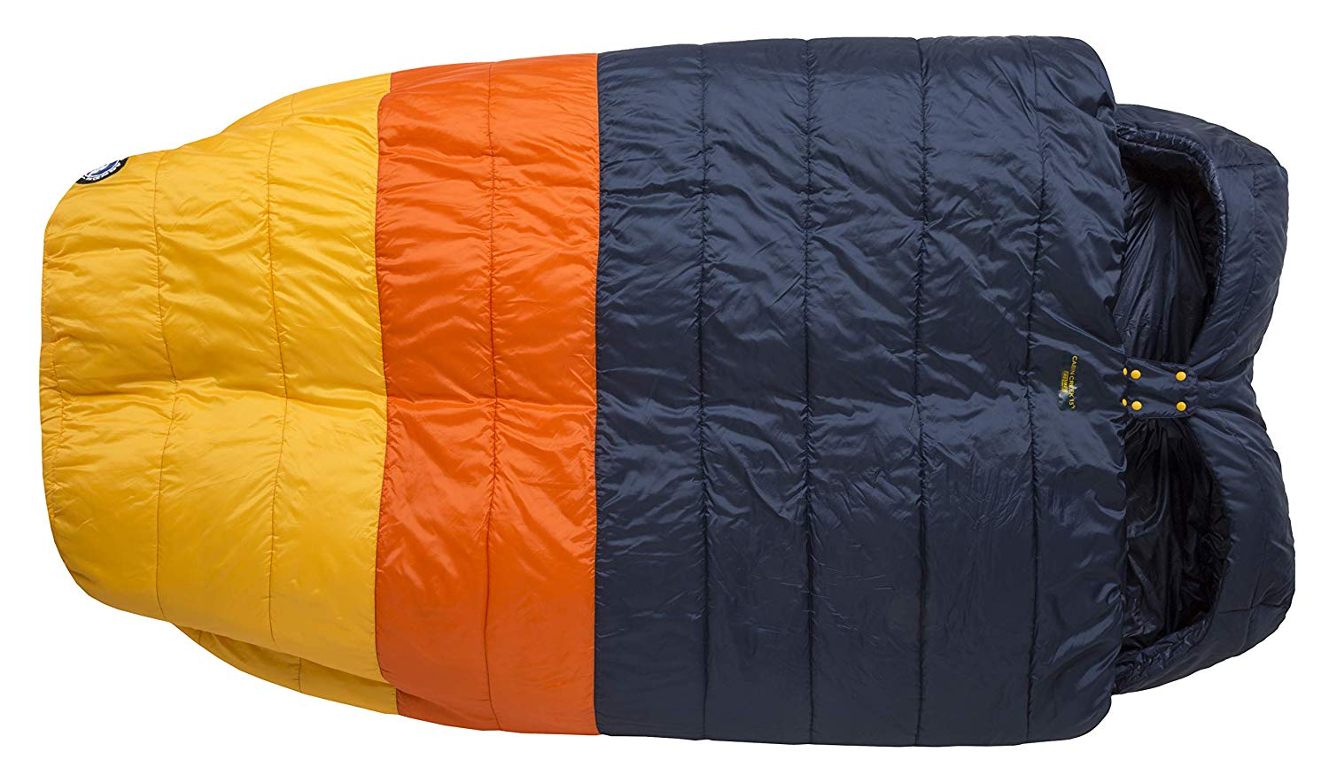 An image related to Big Agnes Cabin Creek 10 Degree Polyester Sleeping Bag