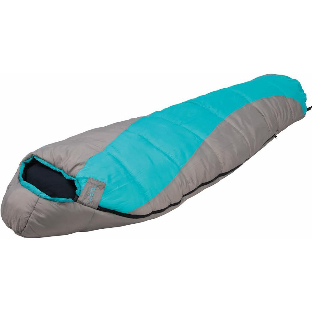 An image of Alps Mountaineering Women's 0 Degree Microfiber Sleeping Bag
