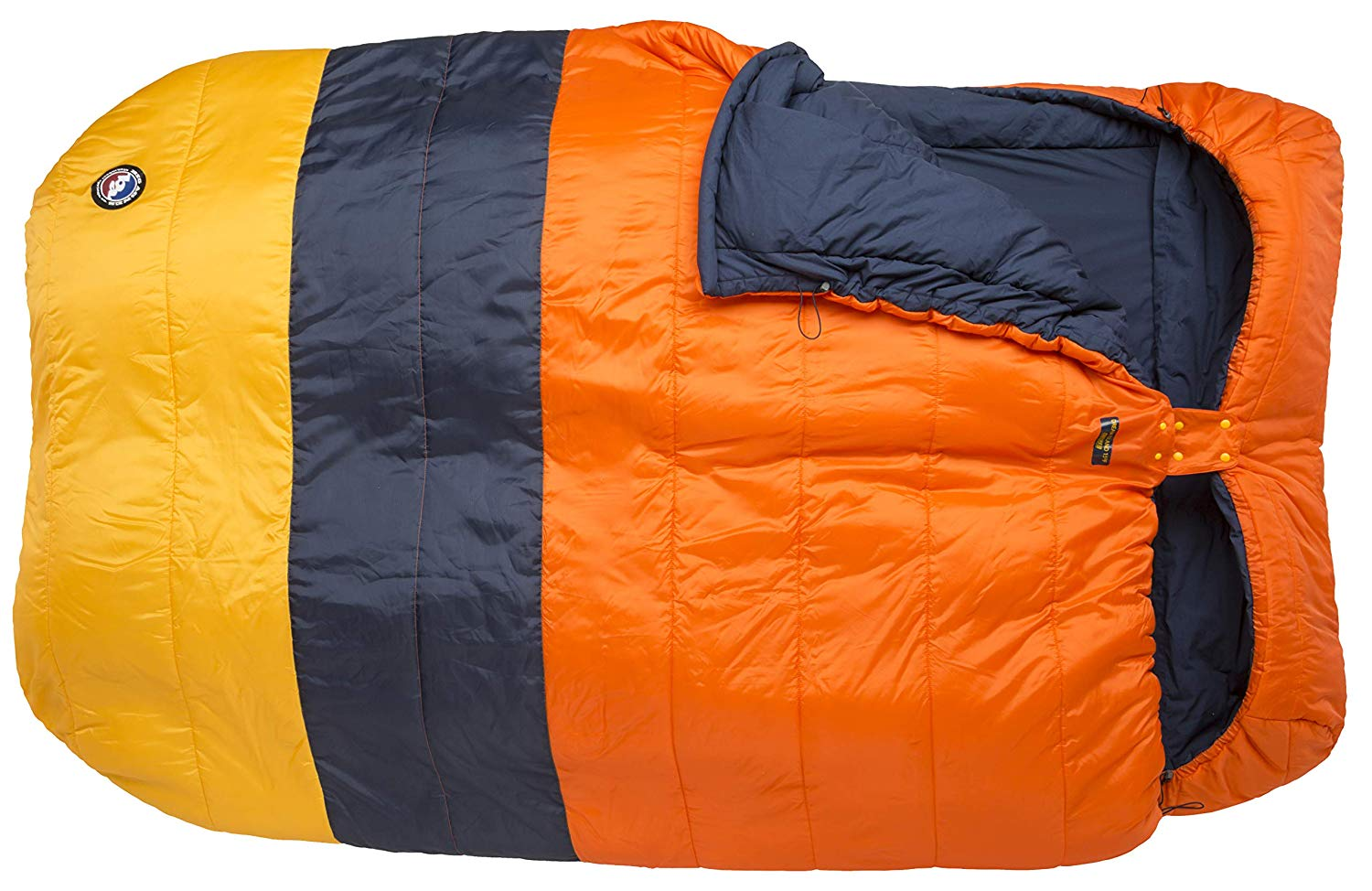 An image of Big Agnes Dream Island 15 Men's Poly Cotton Sleeping Bag