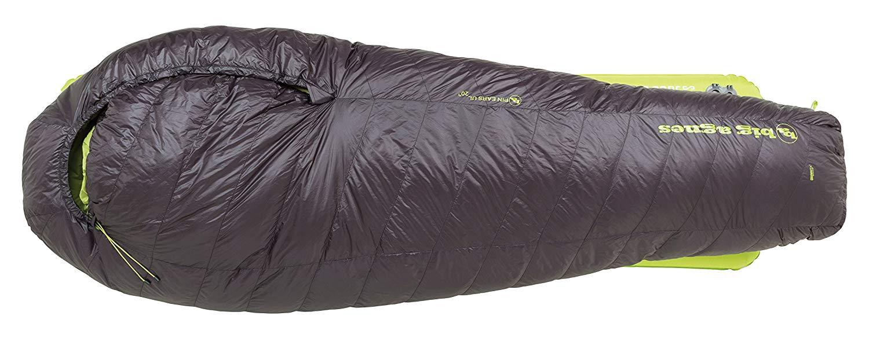 An image related to Big Agnes Pin Ears 20 Degree Nylon Taffeta Sleeping Bag
