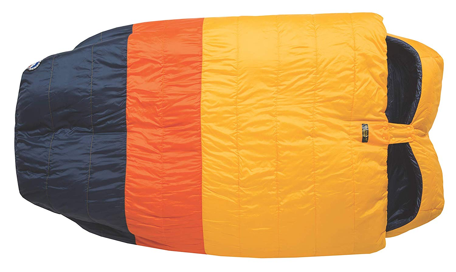 An image related to Big Agnes Big Creek 30 Polyester Sleeping Bag