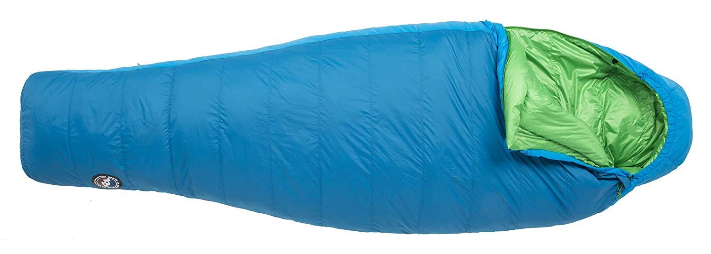 An image related to Big Agnes Oliphant 0 Women's 0 Degree Nylon Taffeta Sleeping Bag