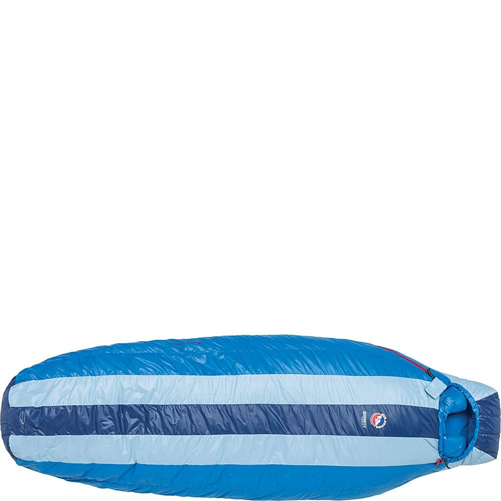 An image related to Big Agnes Fish Hawk 30 Men's Nylon Sleeping Bag