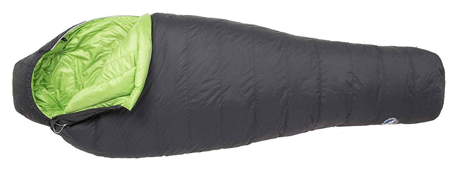 An image related to Big Agnes Yock 0 Nylon Taffeta Sleeping Bag