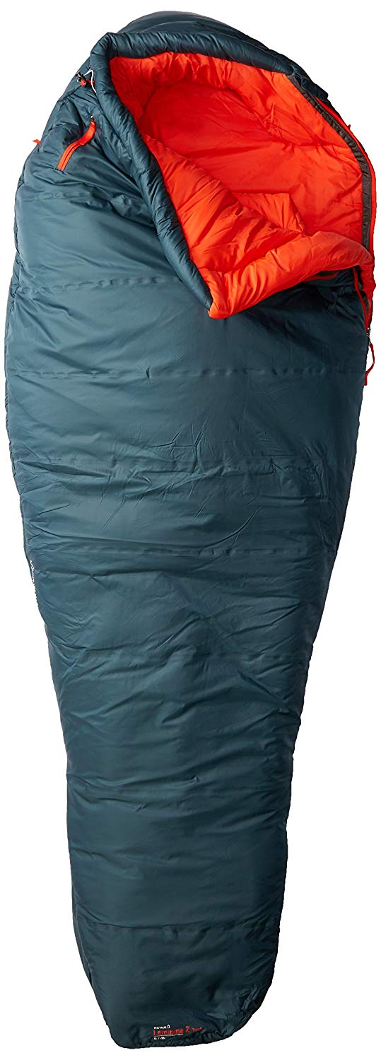 An image of Mountain Hardwear Lamina Z Torch Women's 0 Degree Polyester Sleeping Bag | Expert Camper