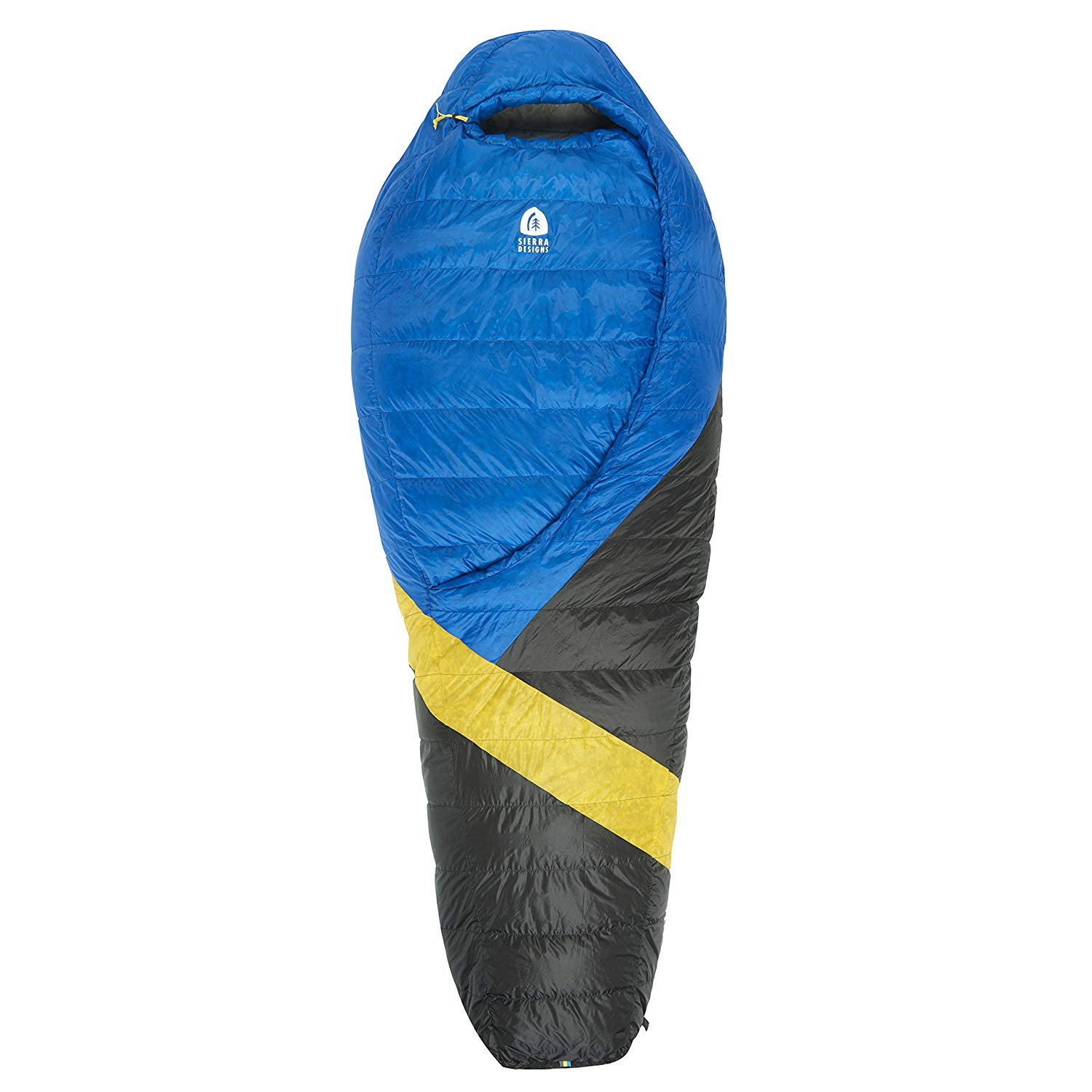 An image of Sierra Design Cloud 800 Men's 40 Degree Nylon Ripstop Sleeping Bag