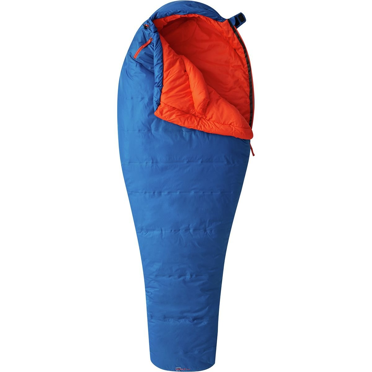 An image of Mountain Hardwear Lamina Z Flame Men's 20 Degree Polyester Sleeping Bag | Expert Camper