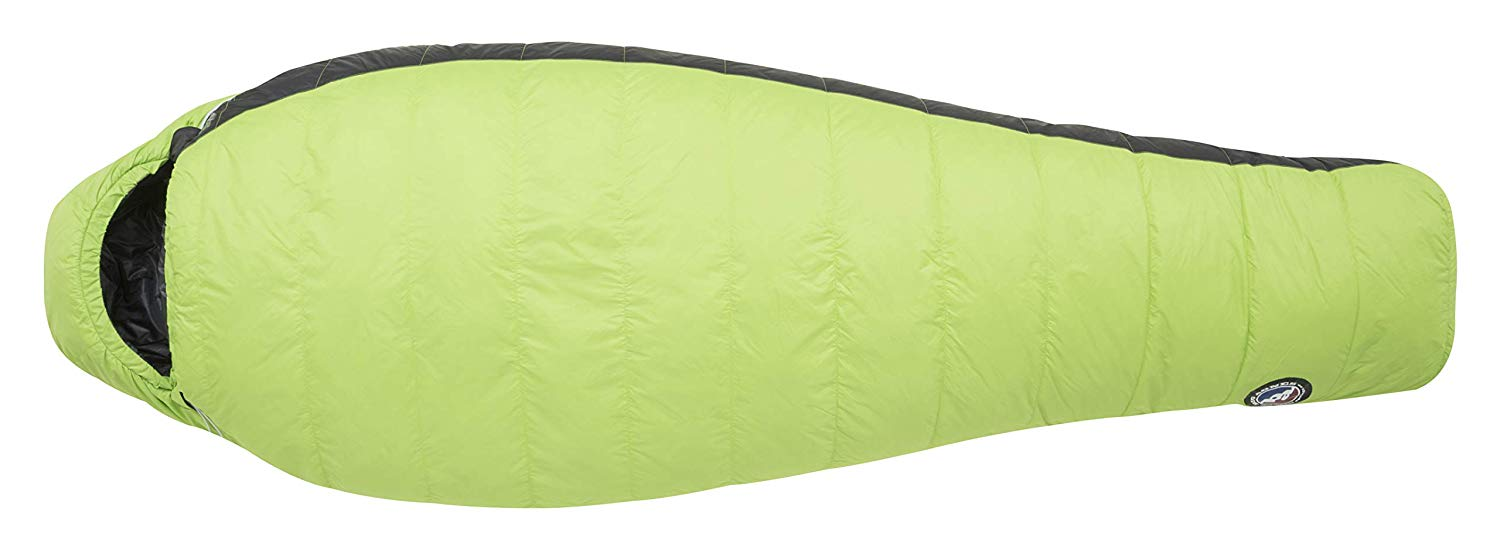 An image of Big Agnes Spike Lake 15 Sleeping Bag